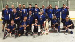 Men's D Provincial Finalists - Hamilton Lightning