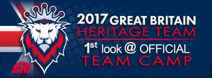 image of 2017 Great Britain Heritage Team banner