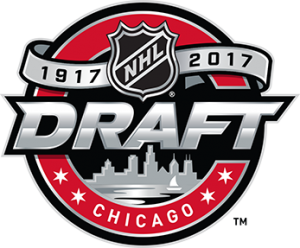 image of 2017 nhl draft logo
