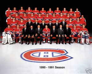 image of Montreal Canadiens Team Photo