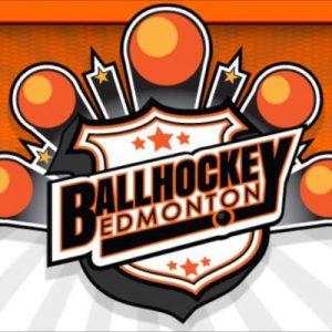 ball hockey edmonton logo