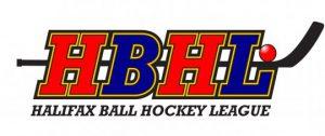 halifax ball hockey league logo