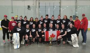 image of: U20 Team Canada