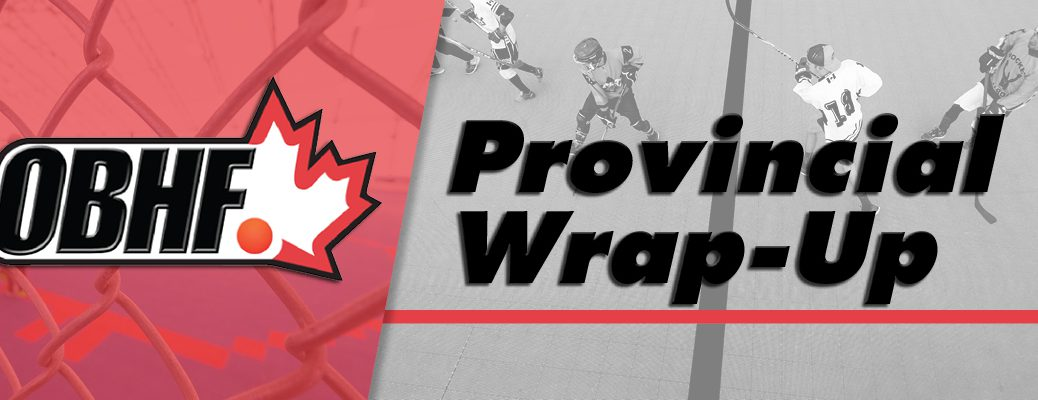 image of: obhf provincial wrap-up