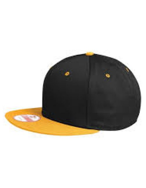 image of: custom flat bill adjustable cap