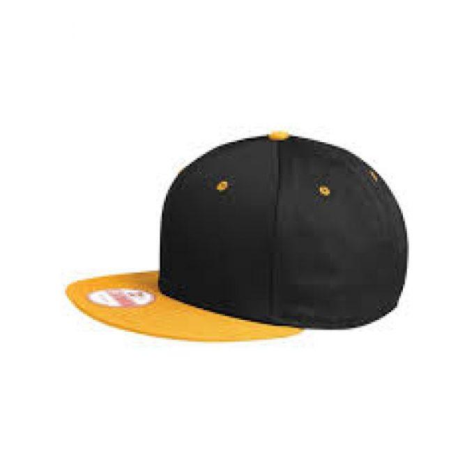image of: custom flat bill adjustable cap