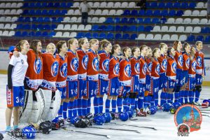 image of womens czech republic team