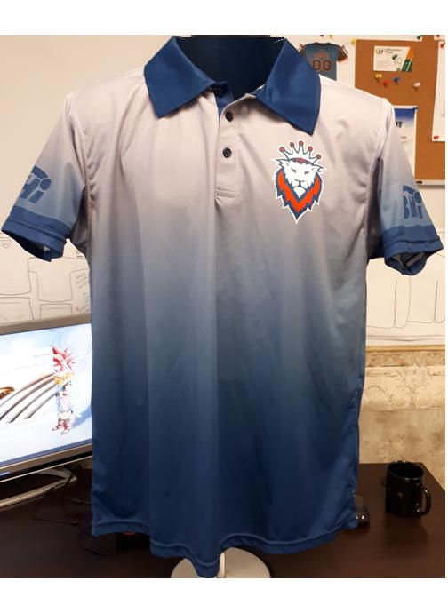 Custom Sublimated Golf Shirts