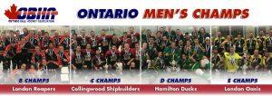 image of: OBHA Men's Summer Provincials