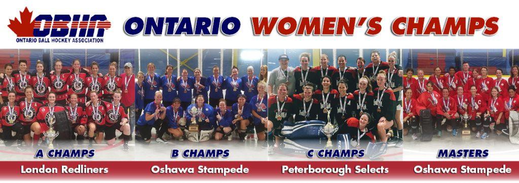 image of obha womens provincials