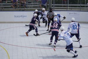 Team Italy Vs. Team USA