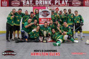 Hamilton Ducks