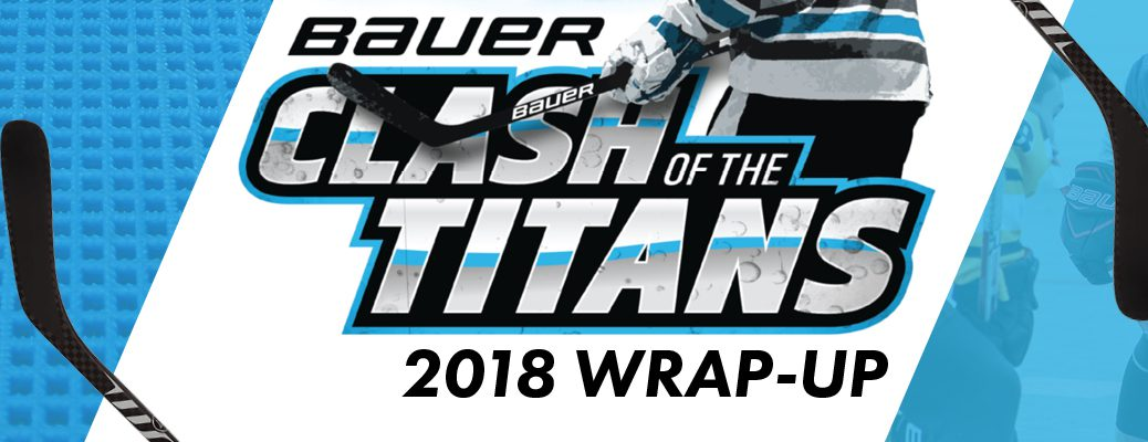 Clash of the Titans Wrap Up