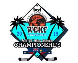 2019 wbhf 4 on 4 tournament logo